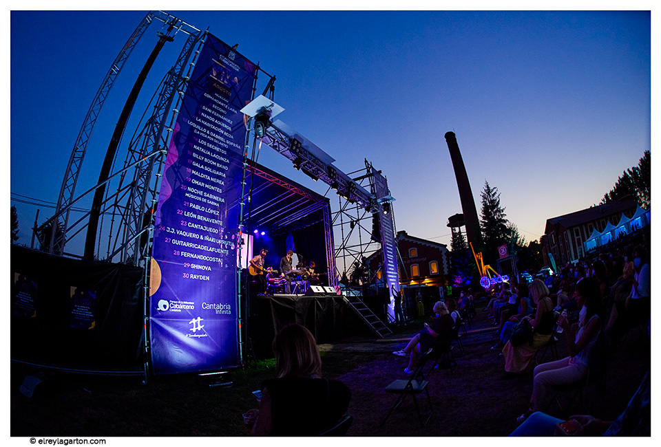SECOND, Festival VIVA LA VIDA Torrelavega